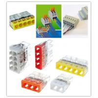 Buy cheap Electronic Connectors Types 235-801 1-CONDUCTOR PCB TERMINAL BLOCK 2 SOLDER PINS from Wholesalers