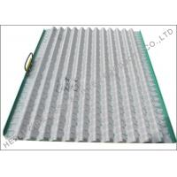 China 600 Shaker Pinnacle Shake Screen , 20 - 325 Mesh Shale Shaker Screen Suppliers on sale