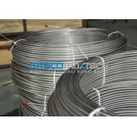 Buy cheap ASTM A269 Seamless Stainless Steel Coiled Tubing For Pre-insulated Tube from Wholesalers