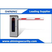 Buy cheap Hall Sensors Control Parking Lot Barrier Gate With Automatic Shutdown Functions from Wholesalers