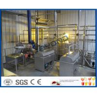 Buy cheap Citrus / Orange Processing Line For Fruit Juice Factory Juice Factory Machinery from Wholesalers