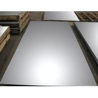 Quality 2B / BA / 8K Finish Cold Rolled 430 / 201 / 202 Stainless Steel Sheet / Sheets wholesale