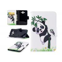 Buy cheap Lovely Panda Smartphone Wallet Case with Card Holder Smooth Or Matting Surface from Wholesalers