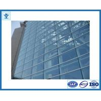 China manufacturer top quality new designed aluminum profile for curtain wall