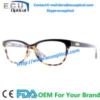 Buy cheap 2014 new design acetate optical frame Acetate glasses made by china factory from wholesalers