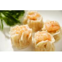 Buy cheap Healthy Chinese Frozen Dim Sum , 25g/bag Shrimp Dim Sum with 18 Months Shelf Life from Wholesalers