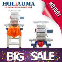 Buy cheap High quality used embroidery machine one head similar to tajima embroidery machine from Wholesalers