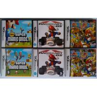 China MIX Top Seller Classic ds games for ds dslite dsi xl 3DS games Animal Crossing Mario bros kart party DK luigi on sale