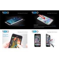 Buy cheap iPhone 6 PlusTempered Glass For Mobiles , Glass Tempered Screen Protector from Wholesalers