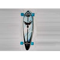 Buy cheap Four Wheel Fish Canadian Maple Skateboard Decks / Long Cruiser Skateboards from Wholesalers