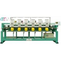 "Buy cheap Professional 5"" LCD Monitor 9 Color Tubular Embroidery Machine , 6 Head from Wholesalers"