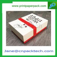 Buy cheap OEM New Design Paper Box Color Print Packaging Lid/Folding Box Paper Gift Box from Wholesalers