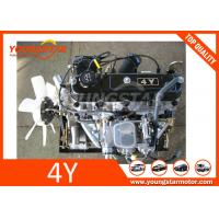 Buy cheap Complete Engine Cylinder Block For Toyota 3Y 4Y 1RZ  2RZ  3RZ Toyota Forklift Engine from wholesalers