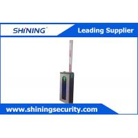 Buy cheap Easy Operation No Shaking Parking Lot Barrier Gate With Long Range RFID Reader from Wholesalers