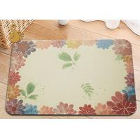 Buy cheap The Circular And Deodorant Natural Diatomaceous Earth Bath Mat from Wholesalers