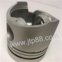 Buy cheap KOMATSU Excavator Engine Parts Piston  Dia 105mm 3.0 2.5 5.0mm Ring Size from Wholesalers