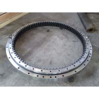 Buy cheap slewing bearing with internal inside gear tooth, internal inside tooth gear slewing ring from Wholesalers