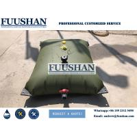 Buy cheap Fuushan 1000L-500000L PVC Pillow Collapsible Bladder Water Tank Flexible Inflatable PVC Pillow Water Storage Tanks from wholesalers