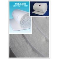 Buy cheap 2m X 20m X 22 mm EU5 filter Synthetic Fiber Medium Material with CE from wholesalers