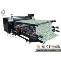 Buy cheap Sturdy Structure 6 Feet Roller Heat Transfer Printing For Sublimation Soccer Uniforms from Wholesalers