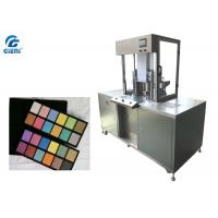 Buy cheap Color Cosmetic Powder Press Machine , Eyeshadow Compact Powder Pressing Machine from wholesalers