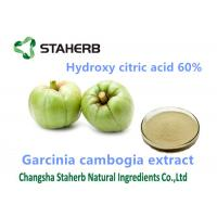 Buy cheap Garcinia Cambogia Extract Weight Reduction Powder Hydroxycitric Acid 60% Powder from Wholesalers