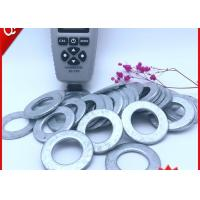 Buy cheap Hot Dip Galvanized Flat Washers , DIN126 Steel Flat Pad With Round Hole from wholesalers