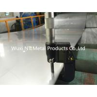 Buy cheap Polished ASTM A240 304 Stainless Steel Plate For Petroleum / Chemical Industries from Wholesalers