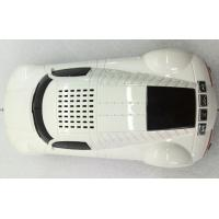Buy cheap Mini Car Shape Portable Speaker With Sd Card For Fm Radio Function from Wholesalers