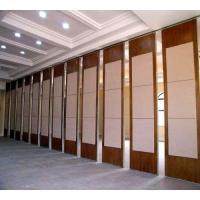 Buy cheap Banquet Hall Soundproof Operable Walls Classroom Folding Partition Walls from wholesalers