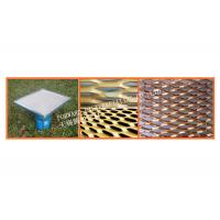 Buy cheap 1000 * 2000 mm Decorative Perforated Sheet Metal Panels With 0.1-200mm Aperture from Wholesalers