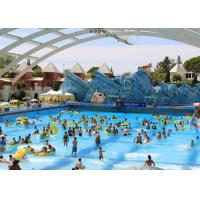 Buy cheap Excited Water Park Surfing Wave Pool , Wave Height 0.3 ~ 1.0m from wholesalers