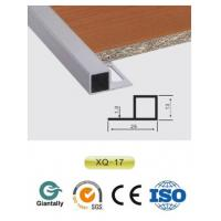 Buy cheap Aluminum alloy Ceramic tile trim, aluminum tile trimming line from Wholesalers