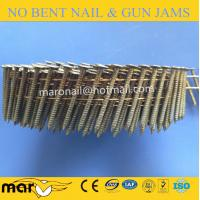 Buy cheap Industrial Coil Framing Nail for Bostitch nailer from Wholesalers