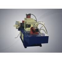 Buy cheap PLC Control Pipe End Forming Machine Double Work Station Easy Operation from Wholesalers