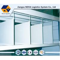 Buy cheap Light Duty Warehouse Rivet Boltless Shelving Powder Coated Rust Proofing from Wholesalers