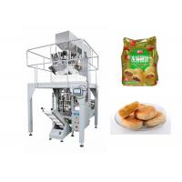Buy cheap Automatic Small Pouch Packing Machine For Tarts with Schneider Touch Screen Operation from Wholesalers