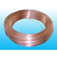 Buy cheap 12.7 * 0.5mm double wall bundy tube , low carbon steel strip from Wholesalers