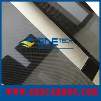 Buy cheap GDE carbon fiber sheets suppliers making high quality sheets from Wholesalers