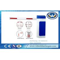 Buy cheap New Arrival Frequency Convertion Motor Parking Barrier Traffic Barrier Toll Gates Factory Price from wholesalers