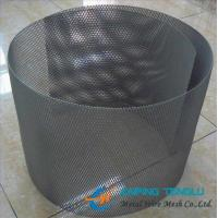 Buy cheap Titanium Expanded Mesh, Without Toxic, Used for Living Organisms from wholesalers
