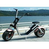 Quality 1200 W 2 Wheel Electric Scooters For Adults Outdoor Sports , CE FCC ROHS wholesale