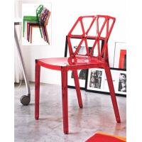 Buy cheap Restaurant Modern PC Plastic Dinning Chair Chairs Echo Friendly from wholesalers