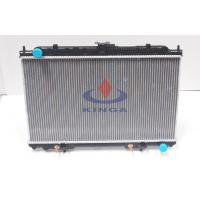 Buy cheap Auto parts radiator For 2003 nissan maxima radiator 21410-2Y000 / 21460-2Y700 from Wholesalers