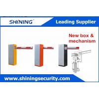 Buy cheap AC220V / 110V Automatic Car Parking Boom Barrier Gate For Parking Lot from wholesalers