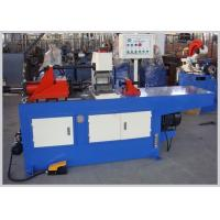 Buy cheap Single Head Exhaust Pipe Forming Machine , Gd60 Tube End Forming Equipment from Wholesalers