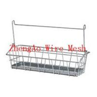 Buy cheap Bathroom Towel Rack Bamboo and Metal Material from Wholesalers
