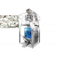 Buy cheap 1000ml Volume Frozen Food Packing Machine , Automatic Food Bagging Machine from Wholesalers
