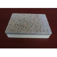 Buy cheap Polyurethane Plate External Wall Insulation Cladding Panel Exterior Insulation Board Long Life from wholesalers