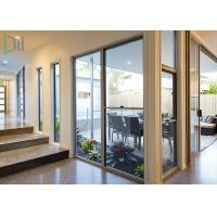 Buy cheap Contemporary Aluminium Vertical Sliding Windows With Balance Mechanism from Wholesalers